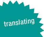 redekunst sprachenservice Cologne, Katja Schulten, translator - translations from English, French and Dutch into German